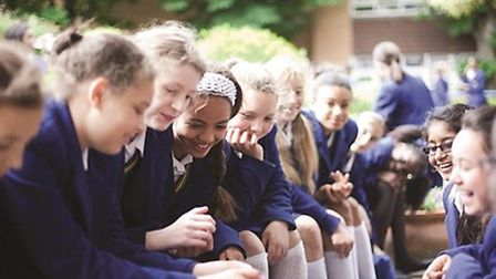 Convent of Jesus and Mary Language College has been given a SSAT Educational Outcomes Award