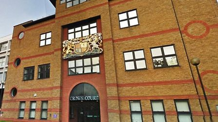 David Rhoden and Clayton McKenize are on trial at St Alban's Crown Court (pic credit: Google streetv