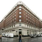 The attack took place at the Cumberland Hotel in Marble Arch (Picture: PA Images/Yui Mok)