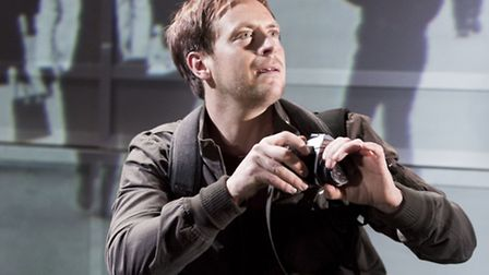 Stephen Campbell Moore in Chimerica, which scooped an impressive five Olivier awards