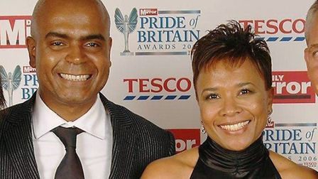 Orin Lewis and Beverley De-Gale established the ACLT (pic credit: PA)