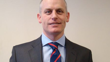 Detective Chief Superintendent Gerry Campbell