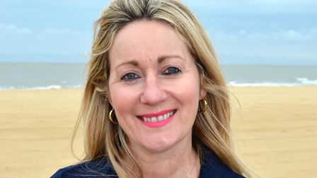 June Mummery, of Lowestoft Fish Market Alliance, who is set to contest the European elections as par
