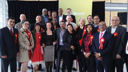 The Labour Party won the council elections (Pic credit: Myron Jobson)