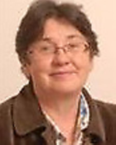 Cllr Mary Daly kept her Labour seat in the ward