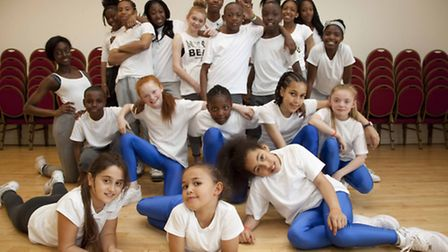 First Impressions are hoping to wow crowds at the street dance competition taking place in Wembley A
