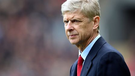 Arsenal's manager Arsene Wenger. Picture: Lynne Cameron/PA Wire.
