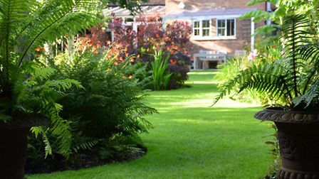 Chris and Miranda Mason will open their garden to the public in aid of charity