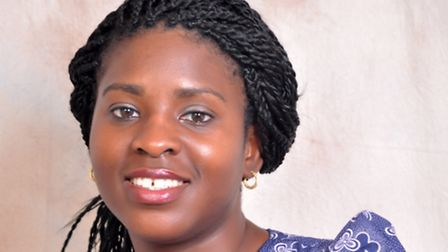 Awele Odeh, entrepreneur and mental health worker
