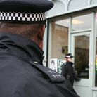Police have carried out a range of anti-terrorism operations this week.
