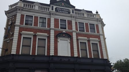 The Archway Tavern is about to become the latest home of the famous Intrepid Fox