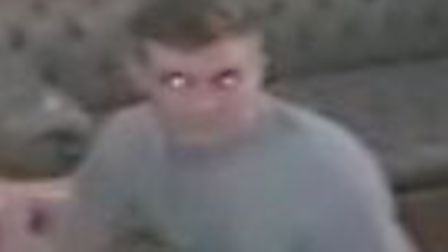 Police would like to speak to this man in connection with the assault