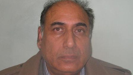 Zafar Iqbal has been jailed for seven-and-a-half years