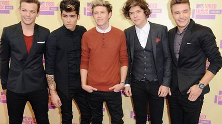 One Direction played at Wembley Stadium for three days (pic credit: PA)