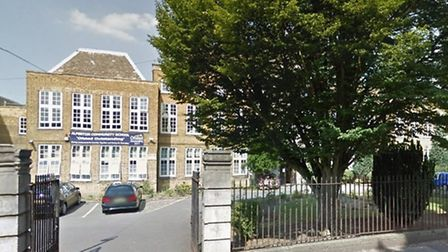 """Alperton Community School was rated Ofsted """"outstanding"""" before conversion into an academy in 2012 ("""
