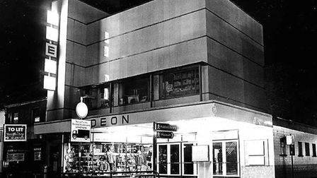 It is 40 years since the Odeon cinema in Lowestoft was demolished. Picture: Archant