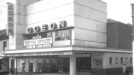 It is 40 years since the Odeon cinema in Lowestoft was demolished. Picture: John Maltby