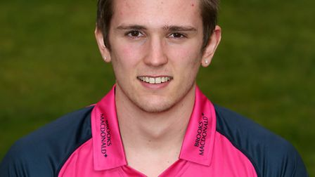 Harry Podmore, Middlesex