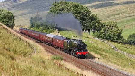 The Cathedrals Express will be pulling into Finsbury Park