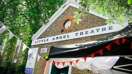 Little Angel Theatre Pic: Sarah Elvin