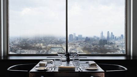 Paramount offers breakfast with a (stunning) view