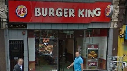 Adil Catering Ltd, trading as Burger King on Cricklewood Broadway was fined £3000 for three counts o