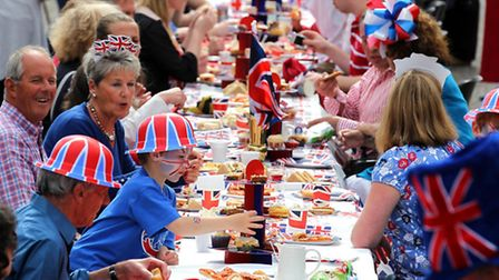 The price of street parties have been reduced in Brent (Pic credit: PA)