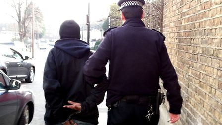 Police made six arrests today (Stock photo)