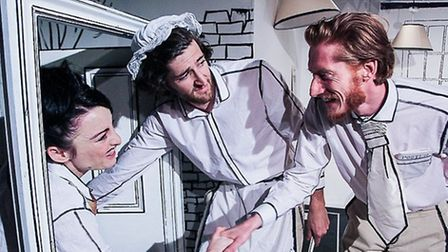 The Diary of a Nobody @ The Kings Head Theatre