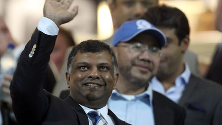 QPR owner Tony Fernandes (Photo by Clive Rose/Getty Images)