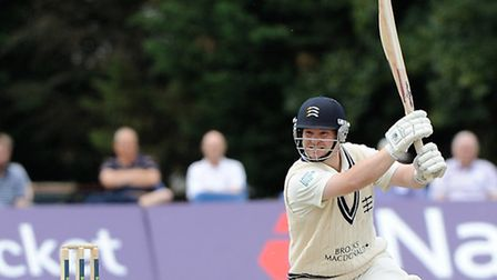 Paul Stirling of Middlesex. Pic: Matt Bright