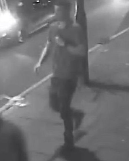 Police want to speak to this man regarding the GBH in Essex Road
