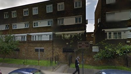 The incident happened in Trefil Walk, Holloway (Pic: Google Street View)