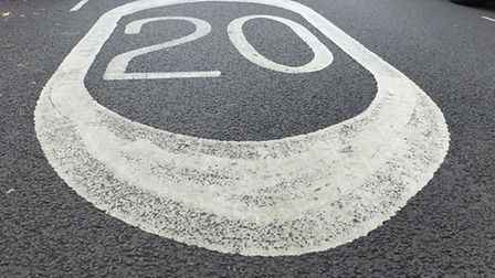 The 20mph speed limit has been branded a waste of cash