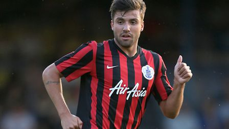 QPR youngster Michael Petrasso