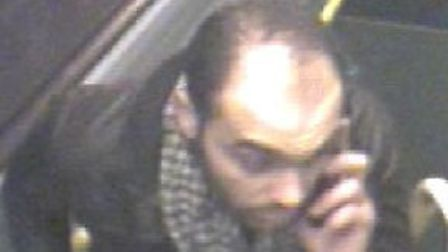 Police would like to speak to this man in connection with a rape in Harlesden