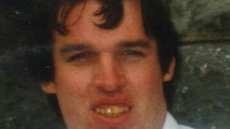 John Dowdall has gone missing from Cricklewood
