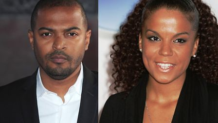 Noel Clarke and Ms Dynamite will be at the event (Pic credit: PA)