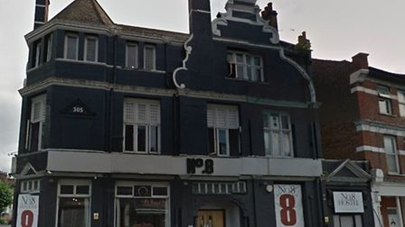 The bar in Willesden has had its license reviewed as requested by Brent police (pic credit: Google M