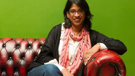 Indhu Rubasingham is the artistic director at the Tricycle � Jane Hobson.