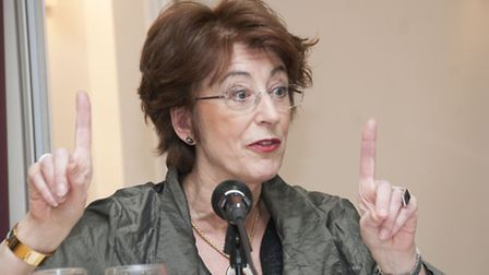 Maureen Lipman has slammed the decision by the Tricycle