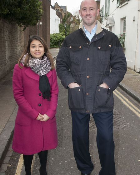 Tulip Siddiq and Simon Marcus will be standing for Labour and Conservative, respectively