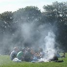 Barbecues can now be disposed of safely in Highbury Fields