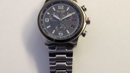 Brent Police are trying to trace the owner of this Gucci watch