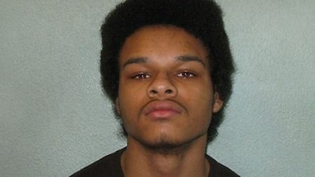 """Ky-Shan Muir, 18, known as """"Rambo Haze"""" by associates, was sentenced to 51 months in a young offende"""