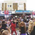 The Cally Festival took place on Sunday as part of a festive weekend across Islington