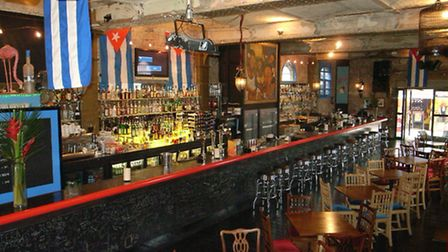 The Cuban brings food from the Caribbean to Camden