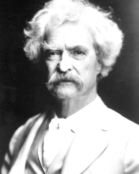 Mark Twain opened Kensal Rise Library in 1900