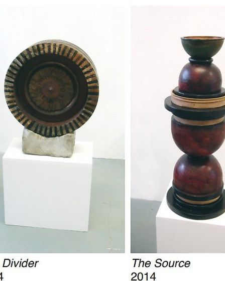 Sculptures worth £20,000 by Tim Ellis stolen from Fold Gallery in Clerkenwell on Saturday