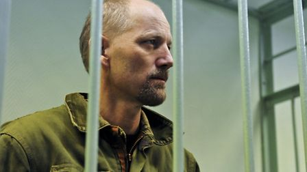 Frank Hewetson was locked up for two months